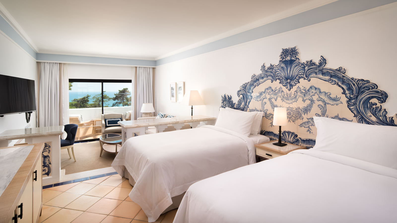 Renovated Grand Deluxe Rooms